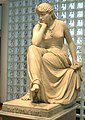 William Wetmore Story - 'Libyan Sibyl', 1867, High Museum.JPG