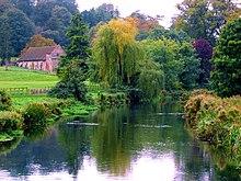 Heuvelachtig Tuin Ontwerp : Engelse tuin wikipedia