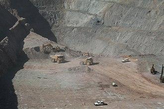 Wiluna Gold Mine - Wiluna East Pit