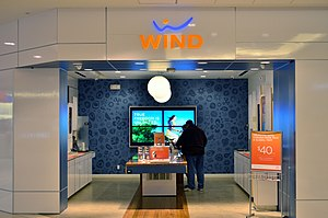 Freedom Mobile - A Wind Mobile store at The Promenade Shopping Centre