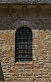 Window of the Chapel of the Penitents of Saint-Come-d'Olt.jpg