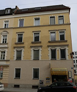 Winthirstraße in München