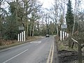 Wisley village boundary - geograph.org.uk - 1170943.jpg