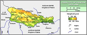 Free City of Cracow - Free City of Cracow1815-1846