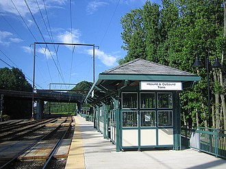 Woodbourne station - Image: Woodbourne Station 1