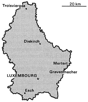 World Factbook (1990) Luxembourg.jpg