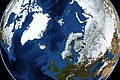 World Wind Globe NASA Norwegian Sea 2.jpg