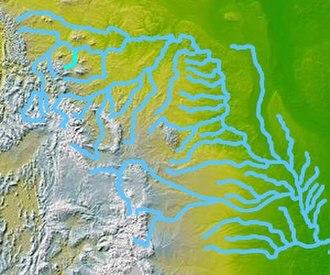 Judith River - Image: Wpdms nasa topo judith river