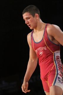 Aaron Pico freestyle wrestler