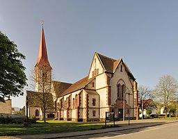 Wyhlen Georgskirche1