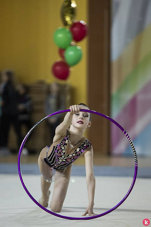 XVIII traditional competitions in rhythmic gymnastics Baltic pearl (Kaliningrad) 28.jpg