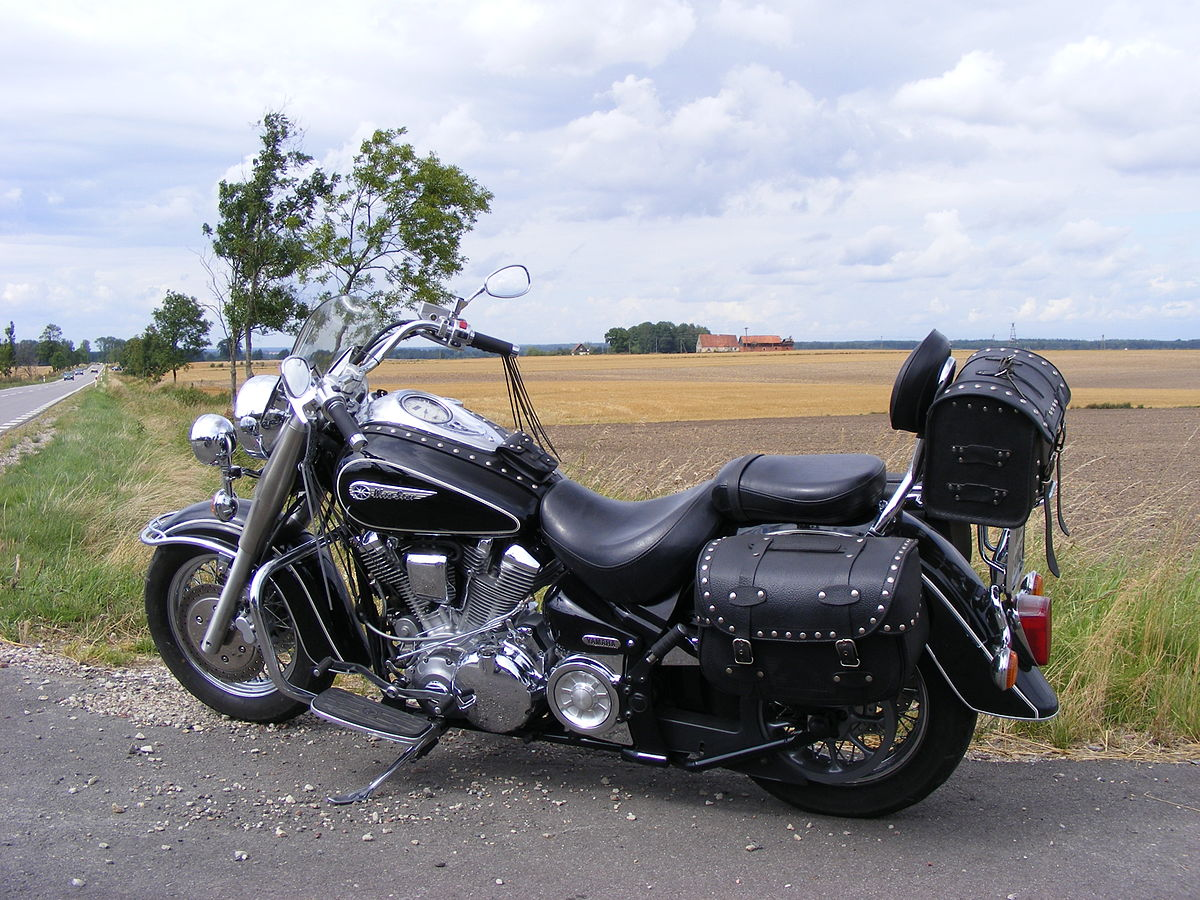 Yamaha Roadstar With Lindby Bar