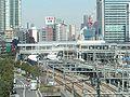 Yamanotesen Oosaki eki 3.jpg