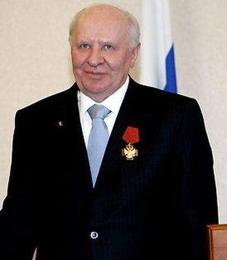 Yegor Stroyev - Yegor Stroyev in 2000