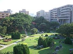 Yes NCTU garden 3.JPG