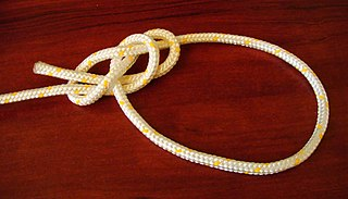 Yosemite bowline Loop knot often perceived as having better security than a bowline