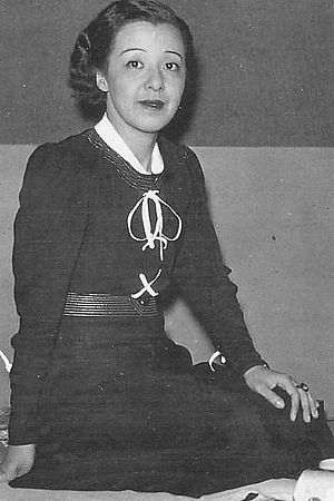 Yoshiko Okada - Yoshiko Okada circa 1935