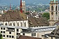 Zürich - ETH-Terasse - Predigerkirche-ZB IMG 0398.jpg