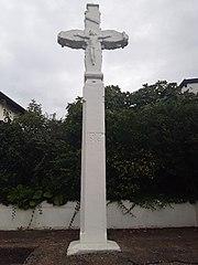 croix blanche de Ciboure