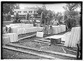Zoltan Gerenčer - gradnja spomenika zmage v Murski Soboti 1945 (9).jpg