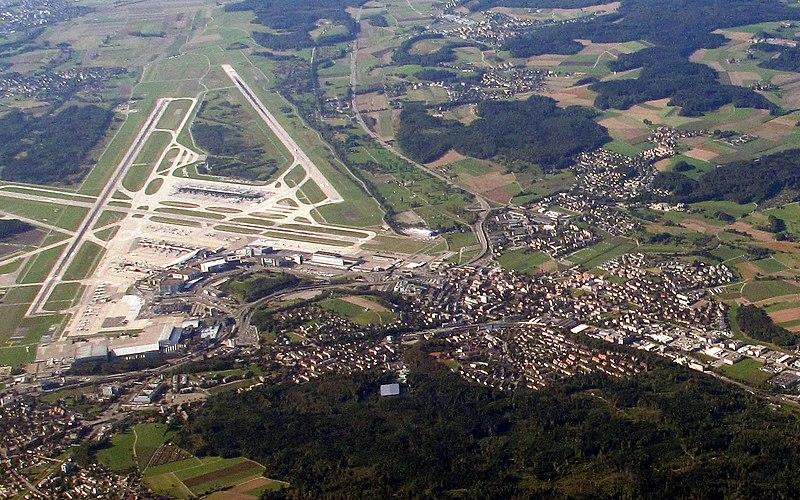 Onde não ficar em Zurique