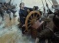 """""""Великий рулевой"""" Пётр 1 на фрегате""""Штандарт"""", 9 сентября 1703 г.jpg"""