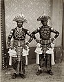 """Devil Dancers from Asia"". (Dancers from Ceyon in the Mysterious Asia section of the Pike at the 1904 World's Fair).jpg"
