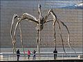 """""""Maman"""" de Louise Bourgeois (Musée Guggenheim, Bilbao) (3452402487).jpg"""