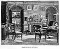'Darwin's study', in book on his life Wellcome L0020576.jpg