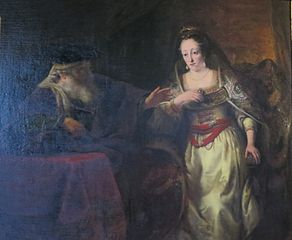 Esther and Mordecai