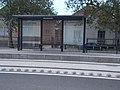 'Strandfűrdő' Straßenbahnhaltestelle, 2021 Hódmezővásárhely.jpg