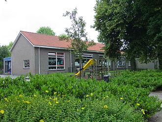 Klijndijk - The primary school of Klijndijk