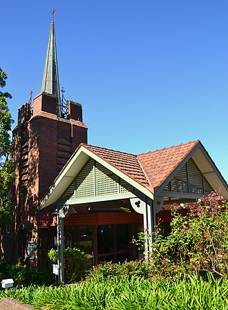 Roseville, New South Wales - Roseville Uniting Church, Lord Street