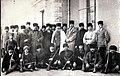 Çerkez Ethem, Çerkez savaşçıları ve Mustafa Kemal Atatürk, 06-1920.jpg