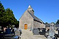 Église Notre-Dame d'Ouville. Vue sud-ouest.jpg