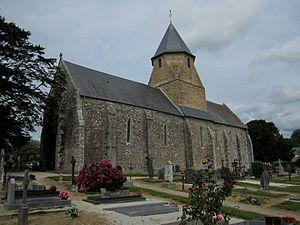Église Saint-Martin de la Meurdraquière
