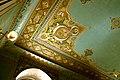 İsmailiyye palace Blue room ceiling decorate detail.JPG