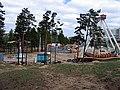 Аттракционы в парке Юбилейный - panoramio.jpg