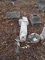 Бучач за часів Мосціпана (знищений надгробок на Федорі).jpg