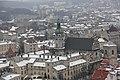 Вид с Ратуши Площадь Рынок, Львов, Львовская область, Украина - panoramio (1).jpg