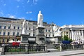 Київ, Михайлівська пл., Пам'ятник княгині Ользі, святому апостолу Андрію Первозваному та просвітителям Кирилу і Мефодію.jpg