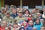 Командування ЗС США в Європі опікується школярами Львівщини (30385857380).jpg