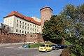 Краков. Замок Вавель. Сенаторская башня или Любранка (Baszta Senatorska, Lubranka) - panoramio.jpg