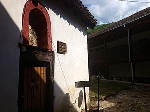 Brajčino - The Monastery of St Petka