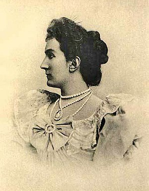 Princess Milica of Montenegro - Image: Милица