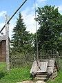 Новгородская область, музей деревянного зодчества Витославлицы. Колодец.jpg