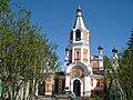 Общий вид Никольской церкви. Вход в здание церкви.jpg