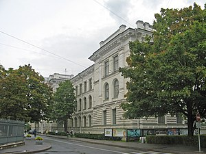 Saint Petersburg State Polytechnical University cover