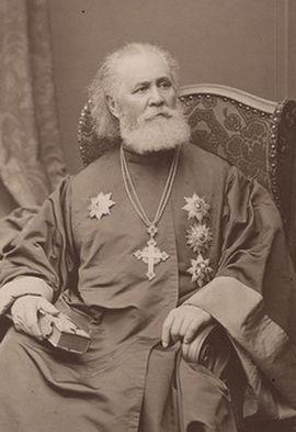 Михаил Фёдорович Раевский