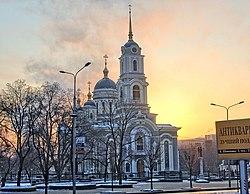 Самый большой храм Донецка. - panoramio.jpg
